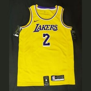 Nike Los Angeles Lakers Lonzo Ball Jersey